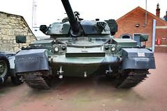 Ex-British Army Chieftain tank (LVNWtransFoto) Tags: museum tank military dli hartlepool chieftain canoneos1dmkiii