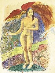 Te Nave Nave fenua : Terre délicieuse (P Gauguin)