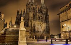Burgos (Jostography) Tags: sky espaa canon eos spain catedral nocturna process 18 55 burgos nigth 2015 100d jostography