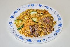 Nasi Briyani (chooyutshing) Tags: food rice spices mutton kambing nasibriyani