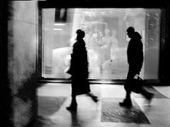 P2890154 presenze  dinamiche  !! (gpaolini50) Tags: street city bw cityscape gente explore bianconero emotive biancoenero emozioni dinamismo explored esplora dinamicita