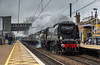 SR West Country and Battle of Britain class no 34067 Tangmere at Newark Northgate on 14-02-2015 with a London to York Special. (kevaruka) Tags: uk greatbritain england color colour heritage colors station canon eos flickr colours dof unitedkingdom historic steam 5d newark frontpage britishrail steamengine nottinghamshire eastcoast steamtrain battleofbritain eastcoastmainline ecml networkrail 34067 newarknorthgate canon5dmk3 5dmk3 5d3 5diii thephotographyblog canon70200f28ismk2 canoneos5dmk3 ilobsterit
