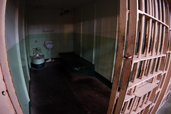 Prison cell, Alcatraz, San Francisco 2013 (sensaos) Tags: sanfrancisco california travel usa america island us san francisco united prison jail alcatraz states 2013 sensaos