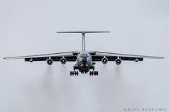 IAF Il-78 (galenburrows) Tags: airplane aircraft military jet airforce trenton planespotting iaf ilyushin indianairforce ytr cytr il78