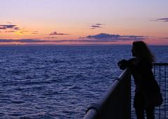 IMGP1940 (h_f_smith) Tags: ocean sunset sea summer wales aberystwyth