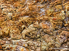 Rocky cliff... (HLHullPhotography) Tags: rocks cliffs textures abstracts upclose