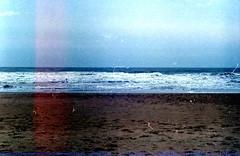 playa (ojalaseainvierno) Tags: del uruguay mar agua playa punta diablo analogico