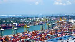 P1060949 (kfcatles) Tags: sun port singapore asia southeastasia chinatown gallery capital national cbd hdb equator pinnacles pagar tanjong