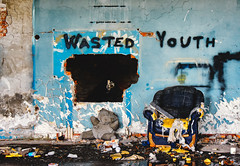 wasted youth (Zlatko Vickovic) Tags: street city color youth contrast nikon decay colorfull serbia streetphotography d750 novisad vojvodina srbija streetcolor zlatkovickovic zlatkovickovicphotography rtvnovisad
