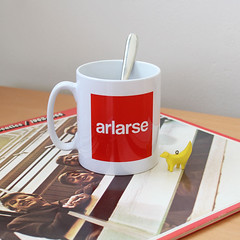 arlarse mug (rethinkthingsltd) Tags: birthday christmas boss baby home kitchen up liverpool ma design tshirt parry livingroom made card sound mug greetings decor coaster cushion greeting madeup yerma yer scouser ilsa babygrow eeee laffin chocka jarg typograhic arlarse rethinkthings geggin gegginin