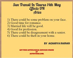 sun-transit-in-taurus-effects-on-aries (sonamgupta2) Tags: astrology suntransit sunintaurus effectsofsuntransitonzodiac