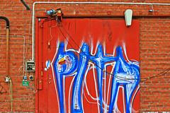 Fabriksport (Quo Vadis2010) Tags: art tom painting graffiti se ruins paint grafitti message sweden empty konst doodle graffitti expressive scrawl lonely sverige solitary revolt scribble halmstad tegel disrepair klotter halland industri industrialruins unoccupied ödslig måla målning bostäder rivning förfall övergiven bruk kludd väggmålning budskap slottsmöllan abandonedruin tegelbruk spraya meansofexpression affärer självförverkligande enslig övergivenindustri industriiförfall municipalityofhalmstad formerbrickworks youthrevolt halmstadkommun norrainfarten wayofexpressingoneself uttrycksform sättattuttryckasig ungdomsrevolt synliggörande industryindisrepair föredettategelbruk underrivning kommandebostadsbebyggelse spreja konstnärligayttringar slottsmöllansbruk