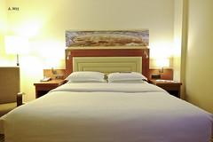 Bedroom (A. Wee) Tags: hotel switzerland bedroom zurich suite sheraton    neuesschloss