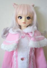 little star (momori) Tags: pink cute girl angel ball doll dream super sd kawaii bjd dollfie volks abjd od gyaru jointed aod