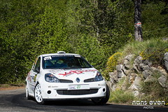 Renault Clio R3 - Yoann LAMBERT / Laurent CAMUS (nans_even) Tags: auto france cars mobile race rally clio voiture racing renault national cote lambert rallyes extrieur r3 antibes laurent rallye azur camus voitures rallying dazur 2016 championnat yoann vhicule