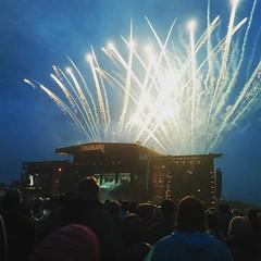 Rammstein - Download 2016 (summerfestivalguide) Tags: metal fireworks download rammstein headliner 2016 dl2016