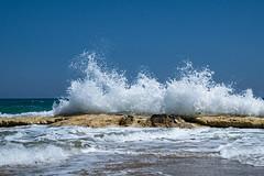 Kleine Brandung (AndreLo2014) Tags: beach strand cyprus zypern brandung