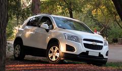 Chevrolet Tracker 1.8 LS 2015 (RL GNZLZ) Tags: chevrolet daewoo 18 ls 2015 chevrolettrax trackerls
