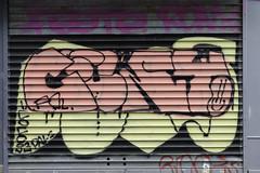 Coco93 (Sbastien Casters (browse by artist)) Tags: street urban streetart france art graffiti urbanexploration shutter pal urbain cony coco93