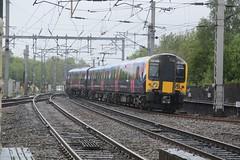 "First Transpennine Express Class 350/4, 350408 (37190 ""Dalzell"") Tags: first northwestern revised wigan tpe transpennineexpress class350 dynamiclines 350408 class3504"