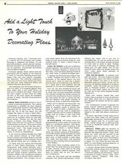 GE LAMP NEWS  Christmas 67 Lighting Ideas (JeffCarter629) Tags: christmas christmaslights ge generalelectric christmasideas 1960schristmas generalelectricchristmas gechristmas gechristmaslights generalelectricchristmaslights christmaslightideas