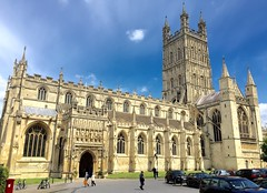 Gloucester Cathedral (Grant Mattice Photography) Tags: uk england cathedrals gloucestercathedral grantmatticephotography