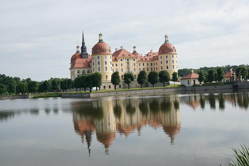 Dresden-Neustadt+Moritzburg+Dresden Frauenkirche