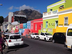Bo Kaap, Malay quarter (Vivi Jrgensen) Tags: southafrica capetown tablemountain signalhill westerncape colorfulhouses malayquarter