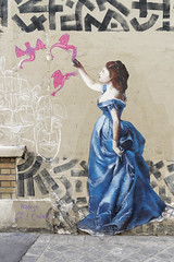 Nadege Dauvergne - Codex Urbanus (Sbastien Casters (browse by artist)) Tags: nadege dauvergne codex urbanus paris france streetart street graffiti art urbain urbanexploration urban