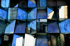 This Is Not a Collage ([dscphoto]) Tags: window building condo toronto reflections urban downtown glass windows facade