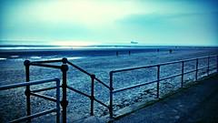 Crosby Beach (bobbex) Tags: sea beach liverpool coast sand gormley crosby merseyside ironmen