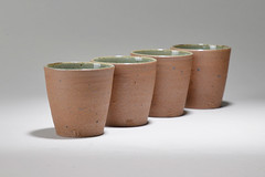 Tea-Bowl-green-brown-03 (cdkceramic) Tags: brown green ceramic teabowl    cdkceramic