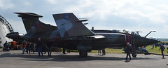 Blackburn Buccaneer XX900 (lcfcian1) Tags: cold plane war jets blackburn airshow planes coldwar buccaneer aerodrome airday bruntingthorpe xx900 coldwarjets bruntingthorpeaerodrome blackburnbuccaneerxx900 coldwarjets2016 bruntingthorpe2016