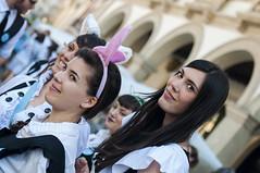 Cosplay a Rovigo (paolo bonfanti) Tags: anime cosplay sorriso fumetti simpatia maschere ragazze rovigo felicit