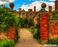 Packwood House (Supersnappz1) Tags: packwoodhouse warwickshire england hdr statelyhome historic nationaltrust gardens house manor