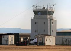 Glenville, NY - Schenectady County Airport (SCH KSCH) Tower (dlberek) Tags: tower sch glenvilleny ksch schenectadycountyairport