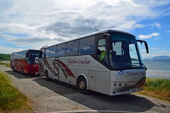 M700WCM & F8LNE (Zak355) Tags: bus buses scotland coach tour scottish wcm bute rothesay isleofbute ettrickbay westcoastmotors fairlinecoaches m700wcm f8lne