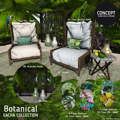 Concept} Botanical Collection-Shiny-Shabby (Serab | Concept}) Tags: shinyshabby concept}