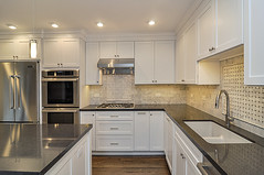 white-kitchen-cabinets-remodel-remodeling-home-tile-sebring-services (sebringservices) Tags: white home kitchen stained granite remodel luxury cabinets remodeling hardwood