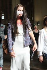 Zombiewalk Helsinki 2016 (Dencku) Tags: people costume blood helsinki mask zombie dressedup helsingfors 2016 blod ihminen veri puku zombiewalk människa maskerad naamio utklädd kostym leavingdead naamioitu