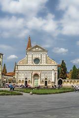 Basilica of Santa Maria (aliffc3) Tags: italy architecture florence europe tuscany firenze basilicaofsantamarianovella sel35f18 sonya6000