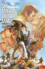 The Six Million Dollar Man (Jonathan C. Aguirre) Tags: man film tv robots dollar million movies shows 1970s six fembots the bionics