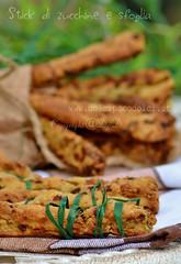 Stick di zucchine e sfoglia (Roberta Giovagnoli) Tags: zucchine ricette salato finger food