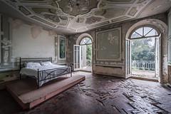 Villa PDO Abandoned in Italy