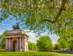 Wellington Arch (James Neeley) Tags: london wellingtonarch hydeparkcorner jamesneeley