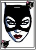 Cat Woman (Jewell Imaging) Tags: catwoman playingcard