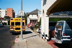 San Jose Hensley District (bior) Tags: film sanjose 35mmfilm schoolbus kodakfilm rebel2000 ektar colorfilm 24105l ef24105mmf4lisusm kodakektar canoneosrebel2000 kodakektar100 ektar100 hensleydistrict