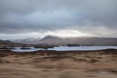 Lochan na h-Achlaise (DMeadows) Tags: winter mountain david mountains water rural landscape scotland hill meadows na hills highland glencoe remote loch moor moorland lochan rannoch hachlaise davidmeadows dmeadows