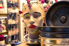Grand Bazaar (instagram : ezgicib) Tags: mannequin market istanbul bazaar grandbazaar beyazt kapalar
