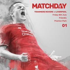 LFC Matchday TRFC v LFC 01 Poster (PVBroadz) Tags: english football goal celebration premier league anfield lfc liverpoolfc ynwa philippecoutinho matchdayposter